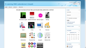 Print Screen E-learning Labschool